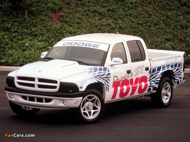 Dodge Dakota photos (640 x 480)