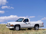 Images of Dodge Dakota Sport Regular Cab 1997–2004