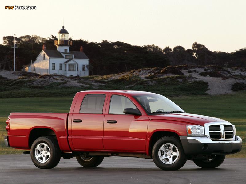 Images of Dodge Dakota Quad Cab 2004–07 (800 x 600)