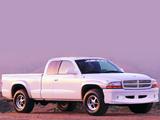 Photos of Xenon Dodge Dakota 1997–2004