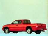 Pictures of Dodge Dakota R/T Club Cab 1998–2004