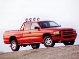 Dodge Dakota Club Cab 1997–2004 wallpapers