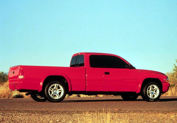 Dodge Dakota Rt Club Cab 19982004 Wallpapers