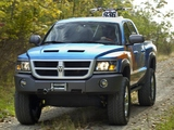 Wallpapers of Dodge Dakota MX Warrior Concept 2007