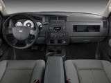 Dodge Dakota Crew Cab 2007–11 wallpapers