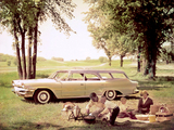 Dodge Dart Pioneer Wagon 1960 images