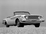 Dodge Dart 440 Convertible 1962 pictures