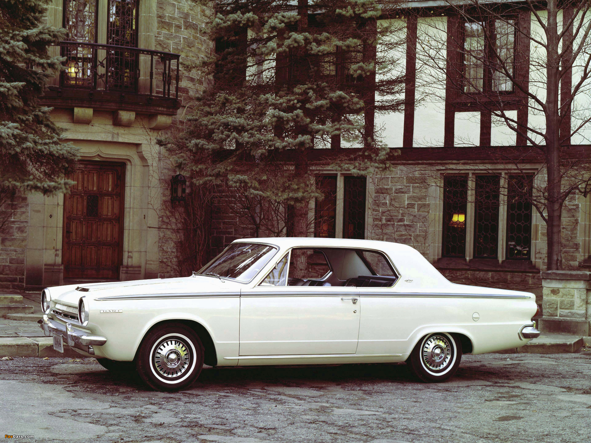 Dodge Dart GT Hardtop Coupe 1964 photos (2048 x 1536)