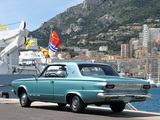 Dodge Dart GT Hardtop Coupe (L42) 1965 photos