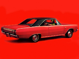 Dodge Dart Hardtop Coupe 1967 pictures