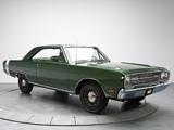 Dodge Dart GTS 440 (LS23) 1969 images