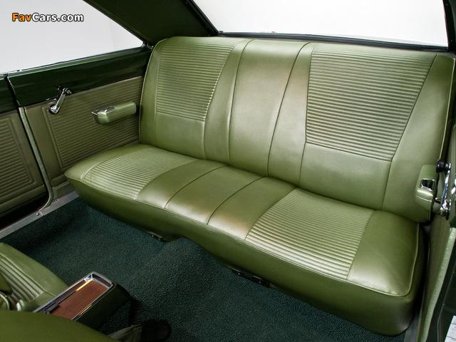 Dodge Dart GTS 440 (LS23) 1969 photos (640 x 480)
