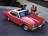 Dodge Dart Sport 340 1973 wallpapers