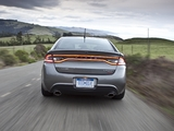 Dodge Dart Limited 2012 images