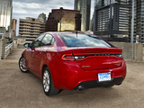 Dodge Dart Limited 2012 photos