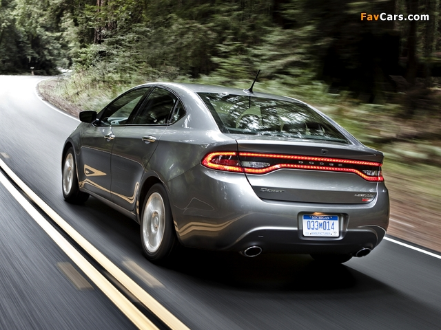 Dodge Dart Limited 2012 pictures (640 x 480)