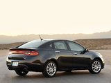 Dodge Dart Limited 2012 wallpapers