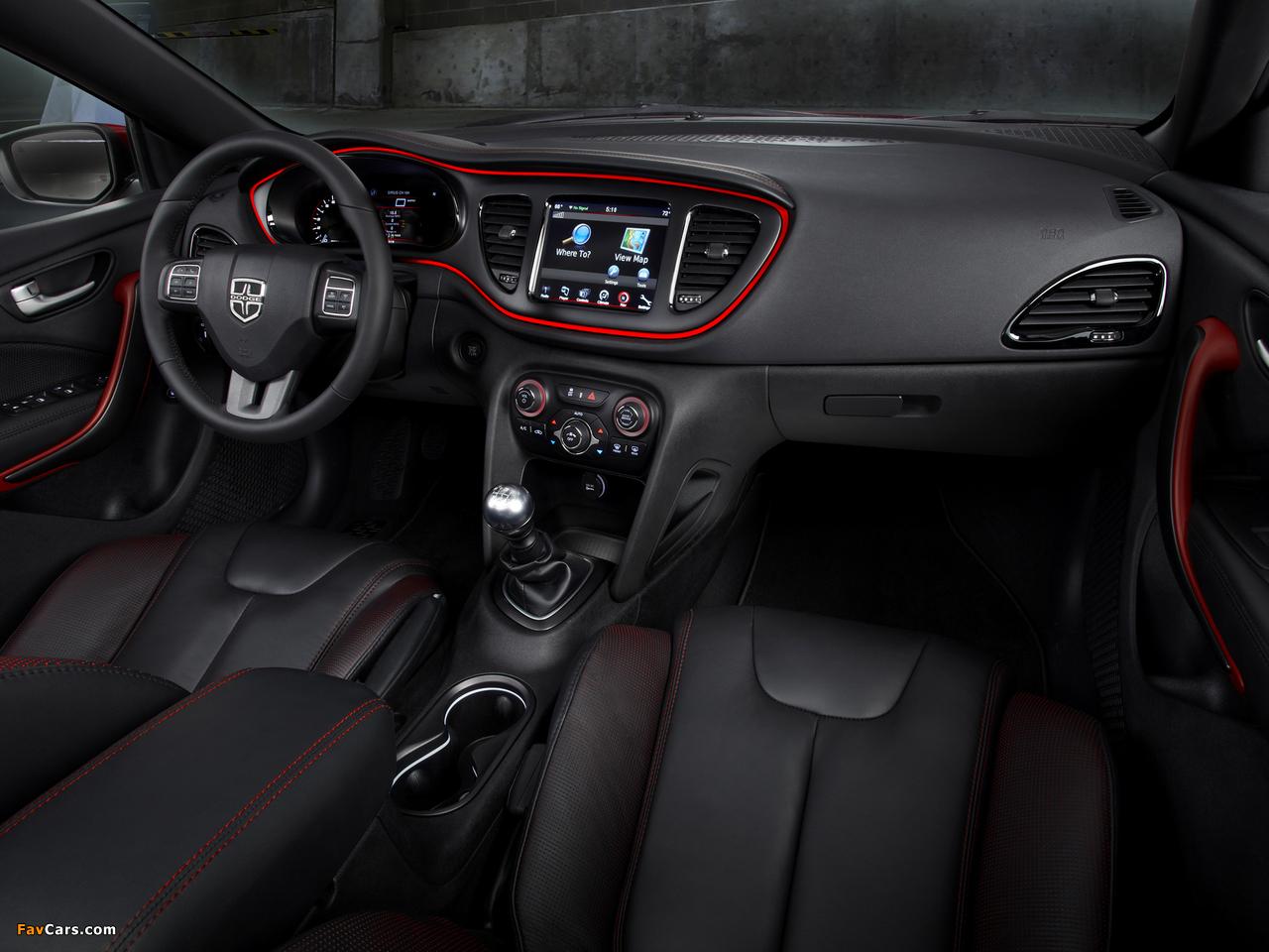 Dodge Dart GT 2013 pictures (1280 x 960)