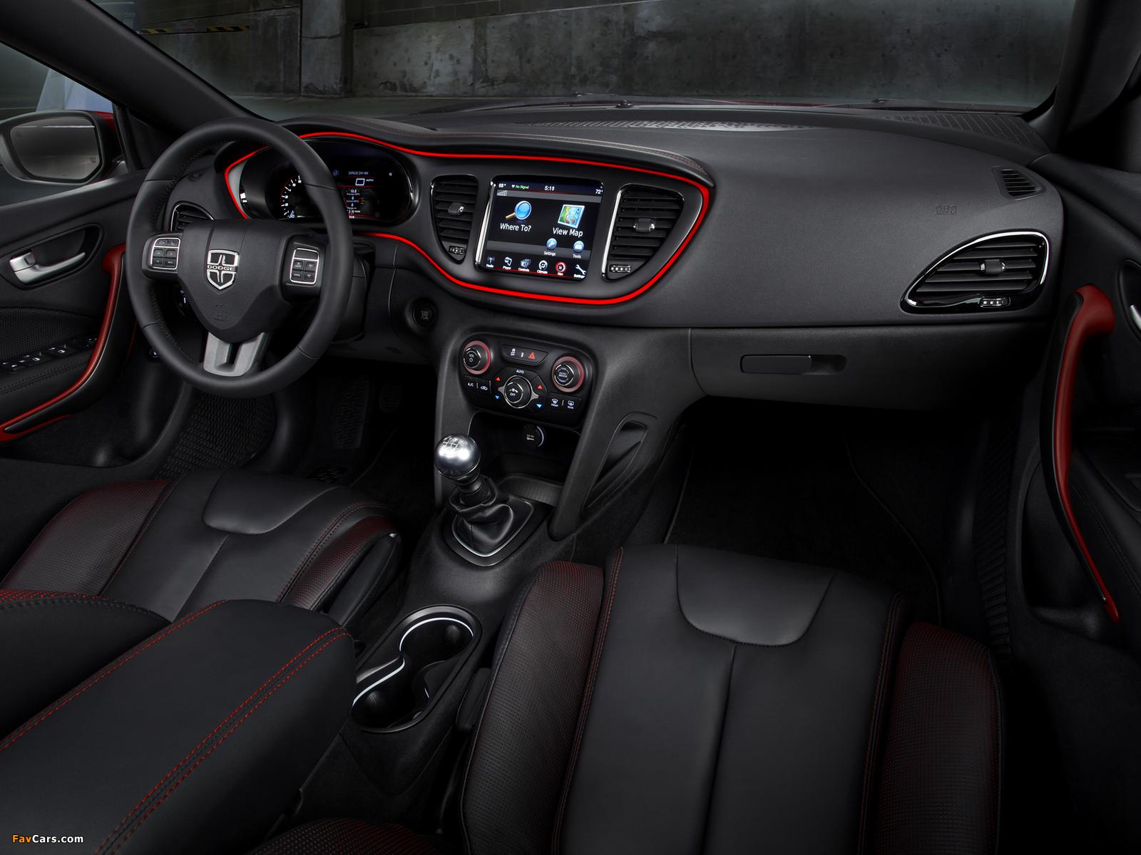 Dodge Dart GT 2013 pictures (1600 x 1200)