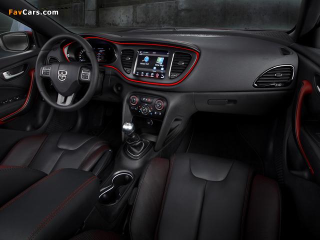 Dodge Dart GT 2013 pictures (640 x 480)