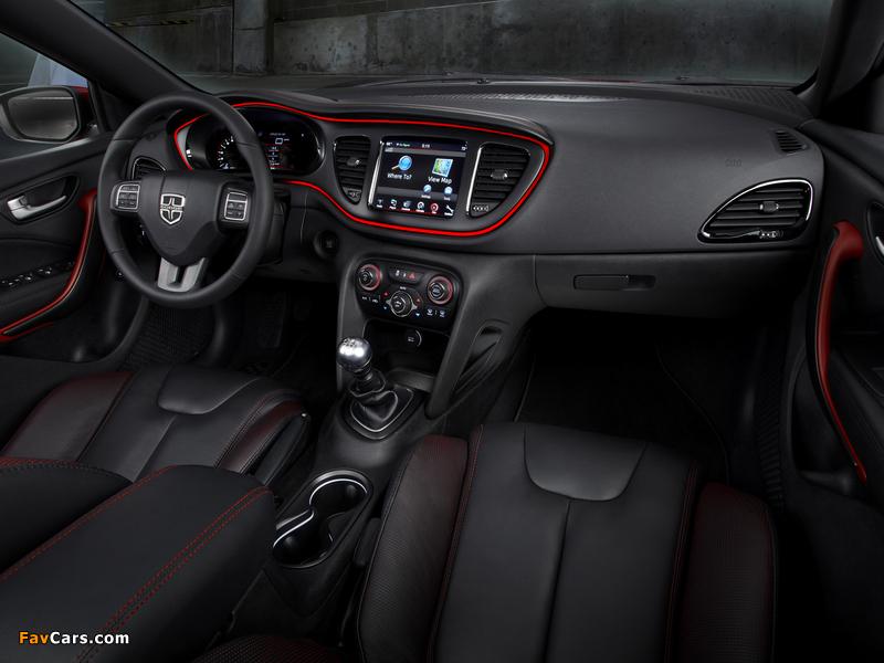 Dodge Dart GT 2013 pictures (800 x 600)
