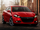 Dodge Dart GT 2013 wallpapers