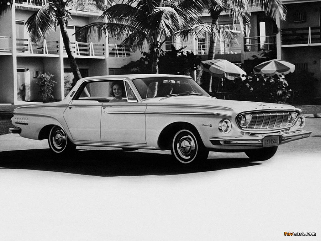 Images of Dodge Dart 440 4-door Hardtop 1962 (1024 x 768)