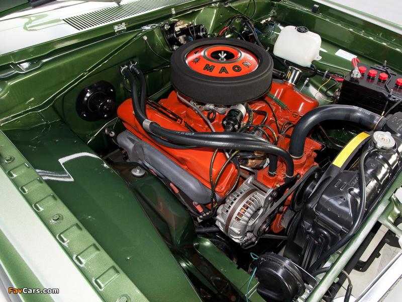 Images of Dodge Dart GTS 440 (LS23) 1969 (800 x 600)