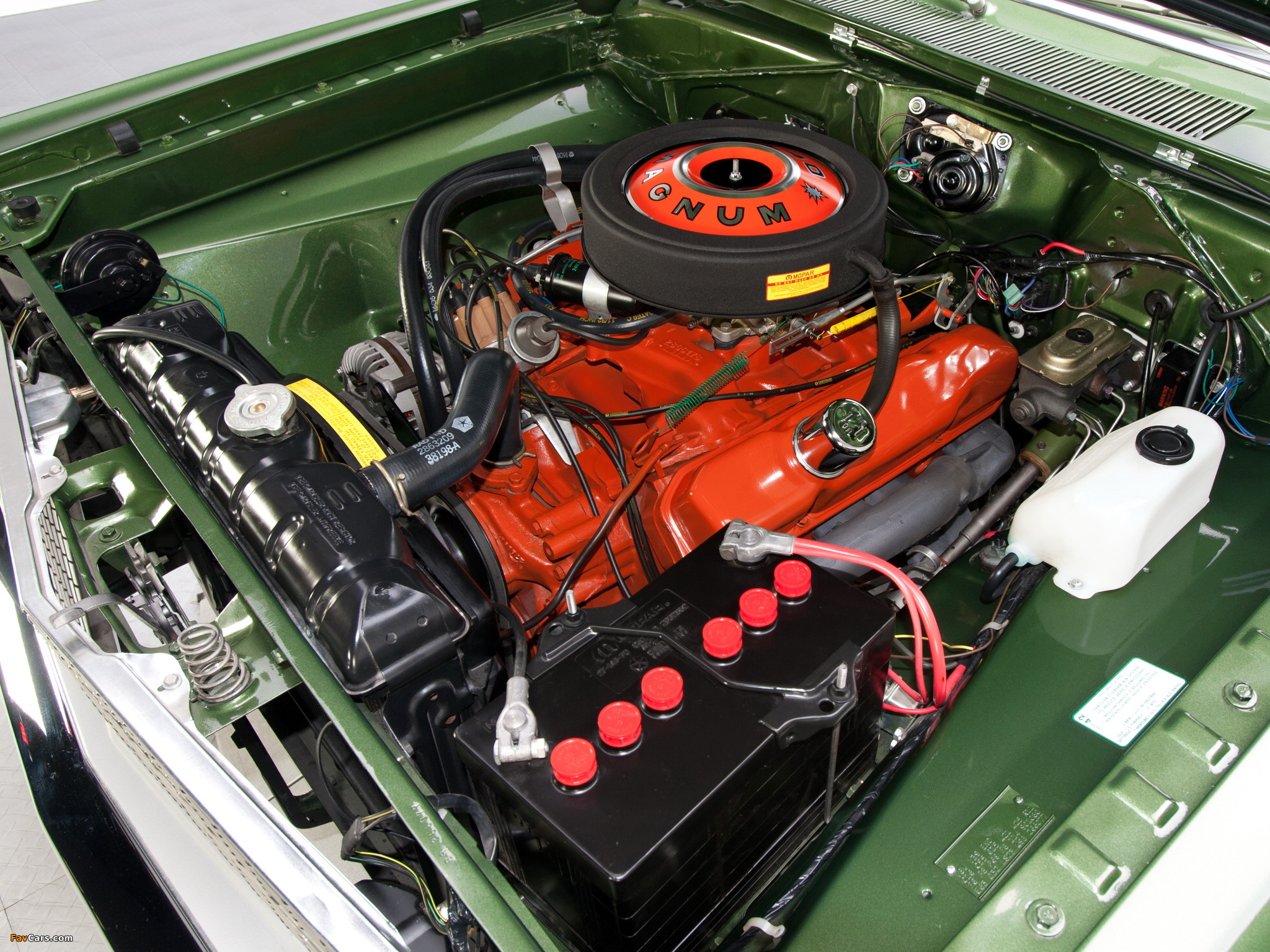 Images of Dodge Dart GTS 440 (LS23) 1969 (2048 x 1536)