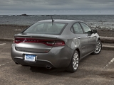 Images of Dodge Dart Limited 2012