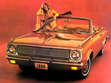 Photos of Dodge Dart GT Convertible 1966