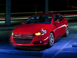 Photos of Dodge Dart Rallye 2012
