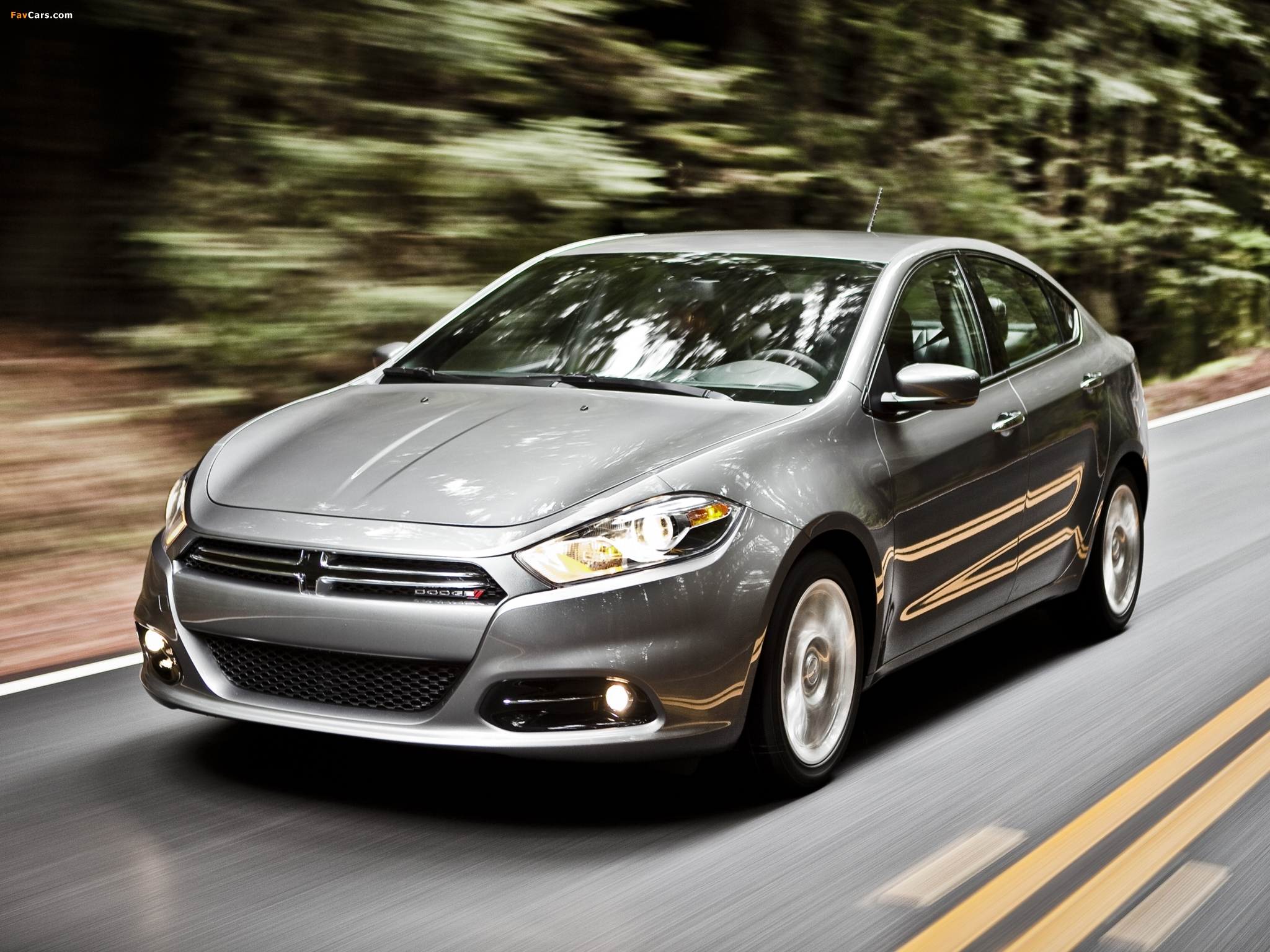 Photos of Dodge Dart Limited 2012 (2048 x 1536)
