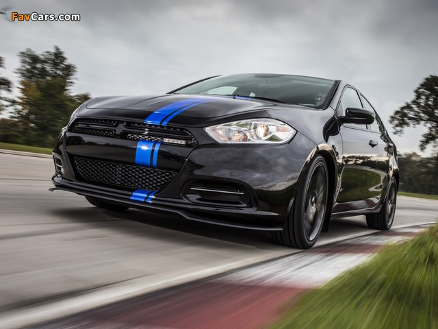 Photos of Mopar '13 Dart 2013 (640 x 480)