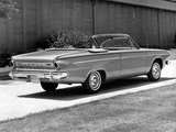 Pictures of Dodge Dart Convertible 1963