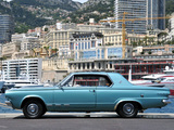 Pictures of Dodge Dart GT Hardtop Coupe (L42) 1965