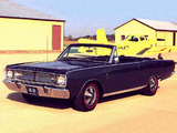 Pictures of Dodge Dart GTS Convertible 1967