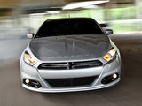 Pictures of Dodge Dart Limited 2012