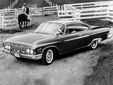 Dodge Dart Phoenix 2-door Hardtop 1961 wallpapers
