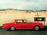 Dodge Dart 440 4-door Hardtop 1962 wallpapers