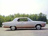 Dodge Dart GT Hardtop Coupe 1963 wallpapers