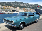 Dodge Dart GT Hardtop Coupe (L42) 1965 wallpapers