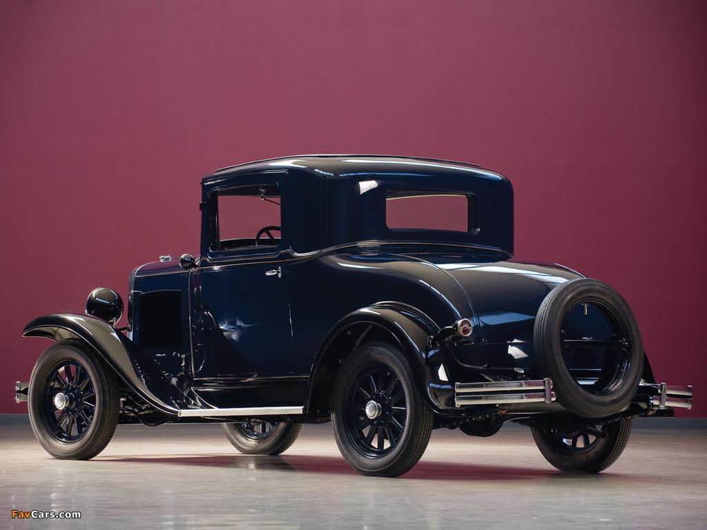 Dodge DD Business Coupe 1930–32 photos (1024 x 768)