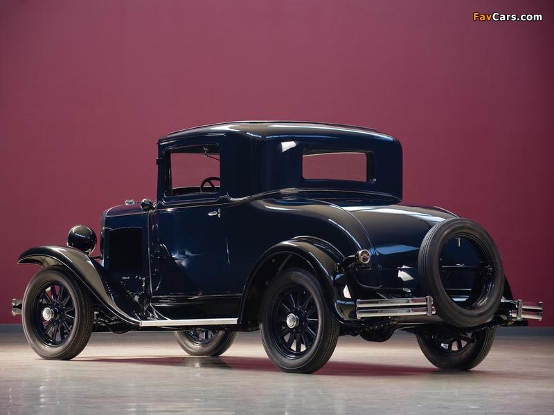 Dodge DD Business Coupe 1930–32 photos (800 x 600)