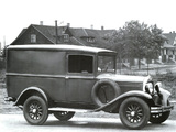 Images of Dodge Delivery Van 1929
