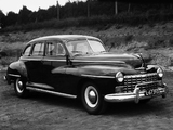 Dodge Deluxe Sedan (D-24S) 1948 images