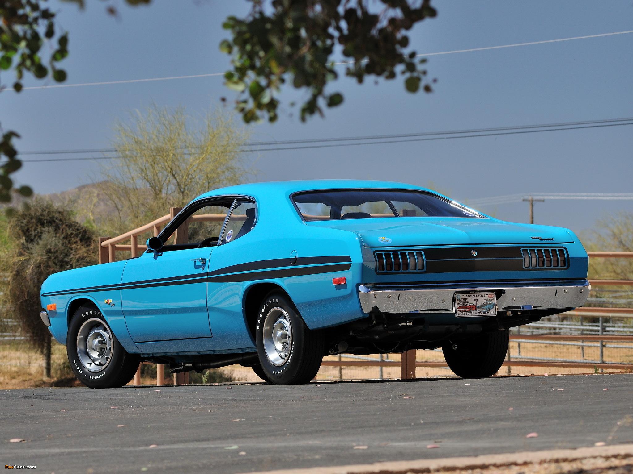 Dodge Demon 340 (LM29) 1972 photos (2048 x 1536)