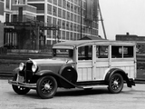 Dodge DH6 Station Wagon 1931 photos