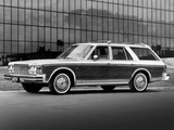 Dodge Diplomat Salon Station Wagon (GH45) 1979 photos