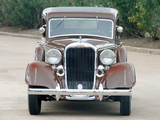Dodge DP 4-door Salon Brougham 1933 images